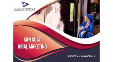Dịch vụ sản xuất viral marketing triệu view cho khách hàng tại tp. HCM