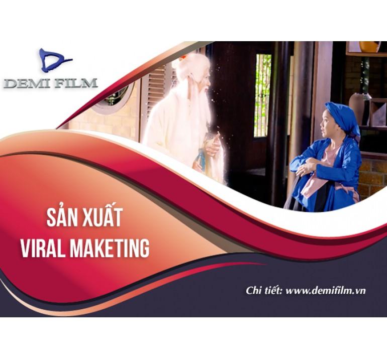 Sản xuất Viral Video Marketing