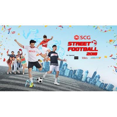 Video Viral Marketing - Video quảng cáo Giải Bóng đá Đường phố SCG 2018
