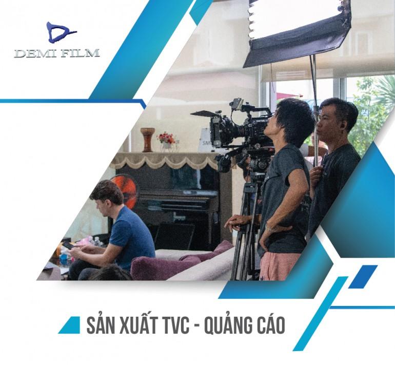 Sản xuất TVC - quảng cáo