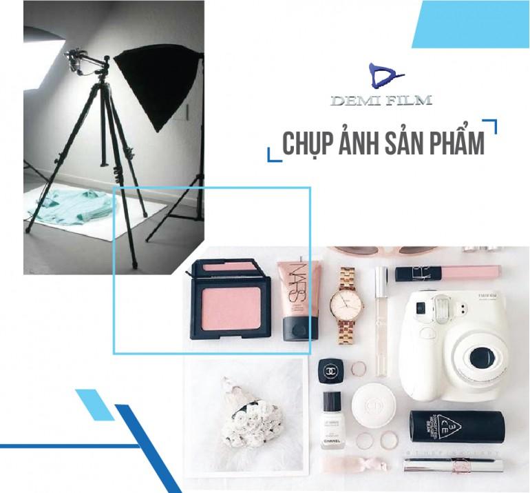Chụp ảnh sản phẩm - Chụp ảnh doanh nghiệp