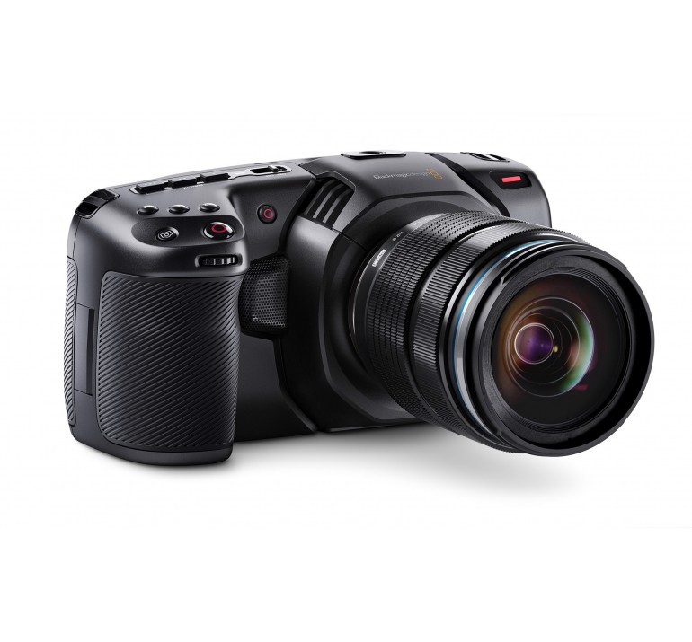 Camera Black Magic Pocket 4K