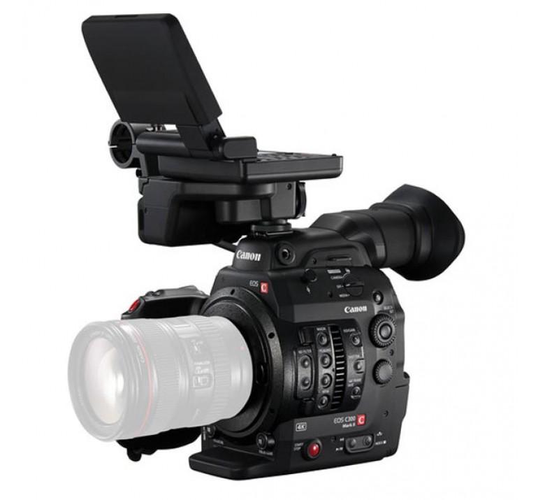 Máy quay Canon C300 Mark  II 4K /30 FPS