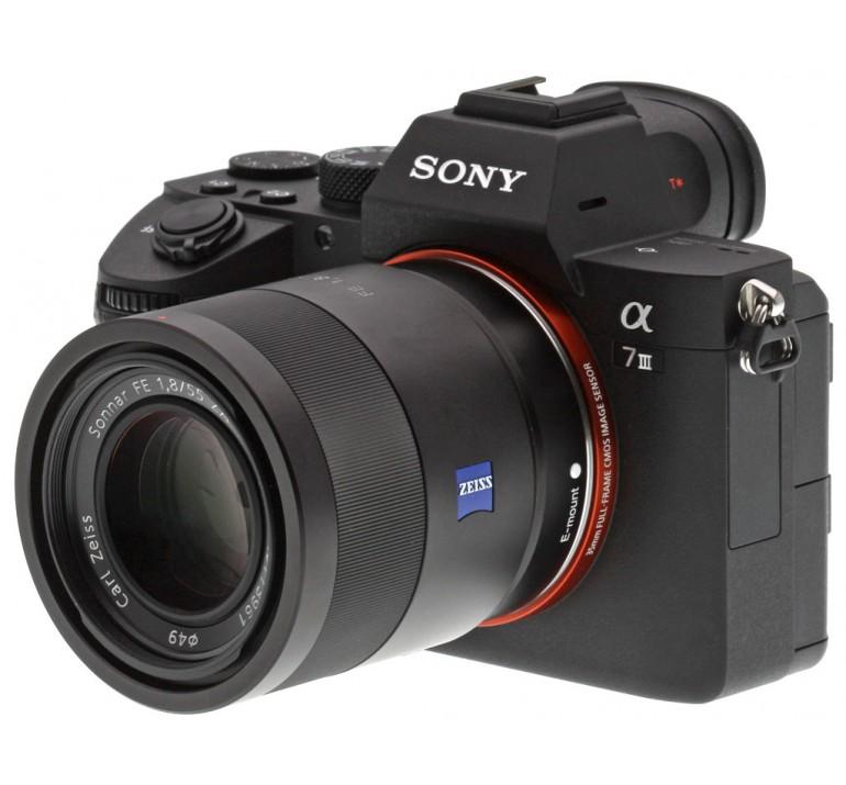 Máy quay Sony A7S Mark III