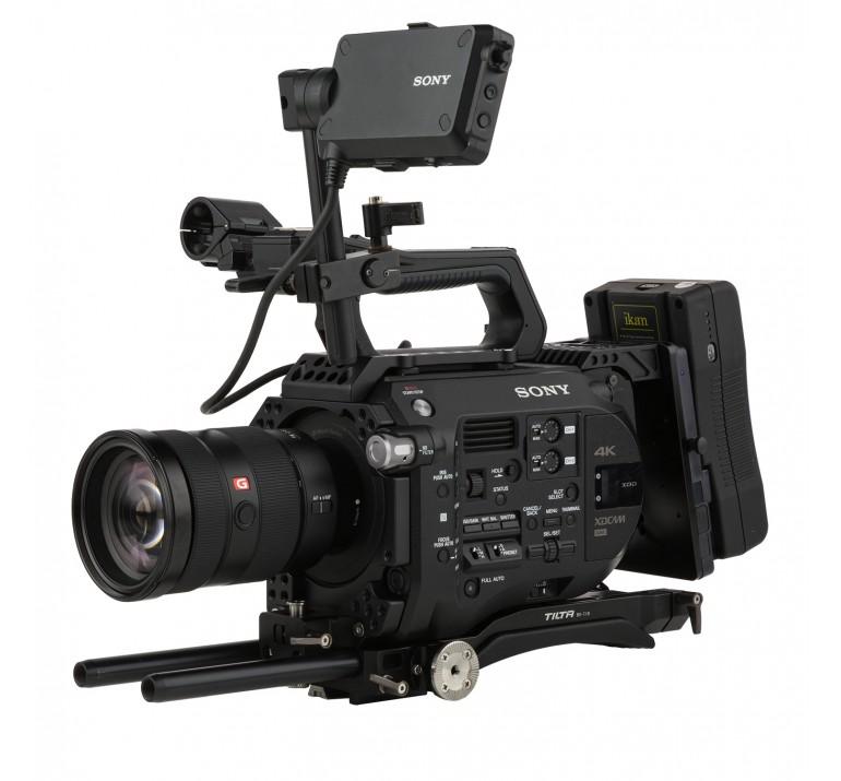 Máy quay Sony FS7 - 4K/ 60 pfs và Full HD 180 pfs