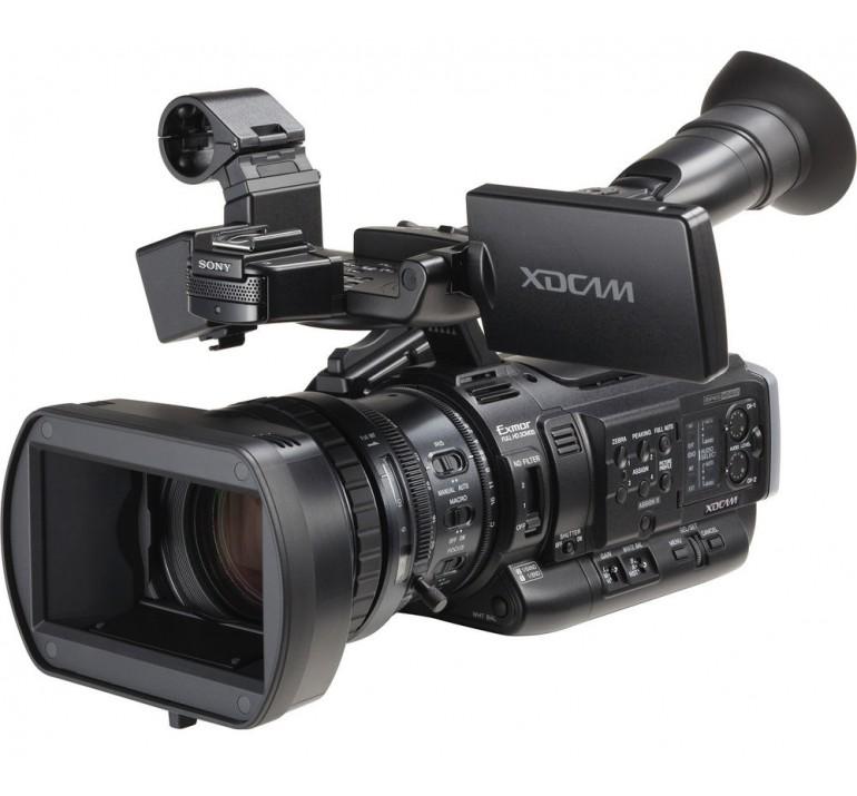 Máy Quay Sony PMW 200 & 300 Full HD