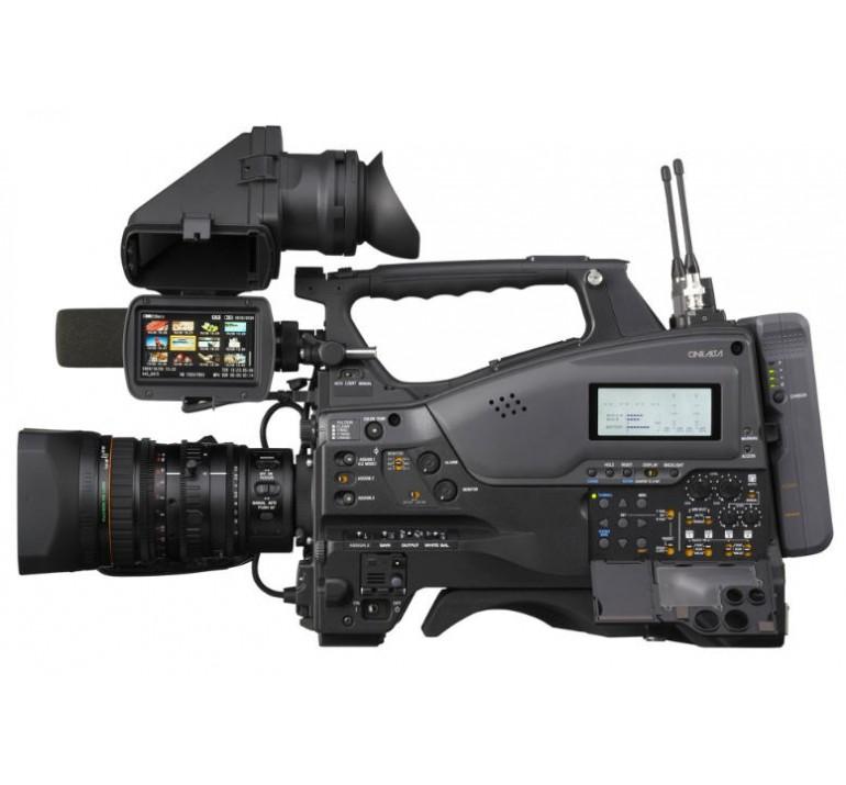 Sony PMW 350, 400