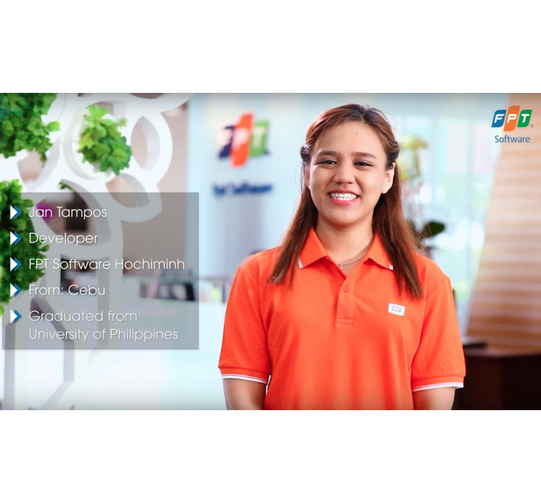 Video phóng sự chân dung: Nhân viên ưu tú FPT