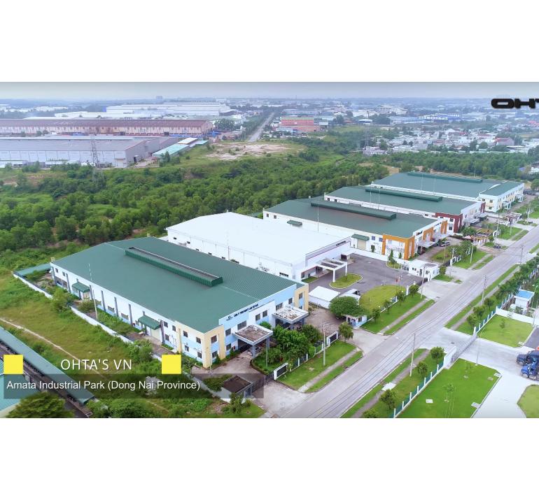 Video quảng cáo - tự giới thiệu doanh nghiệp OHTA Việt Nam