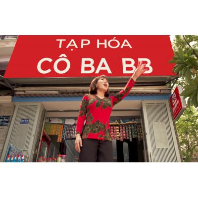 Sản xuất TVC quảng cáo hệ thống bán hàng BBLink - Danh hài Việt Hương